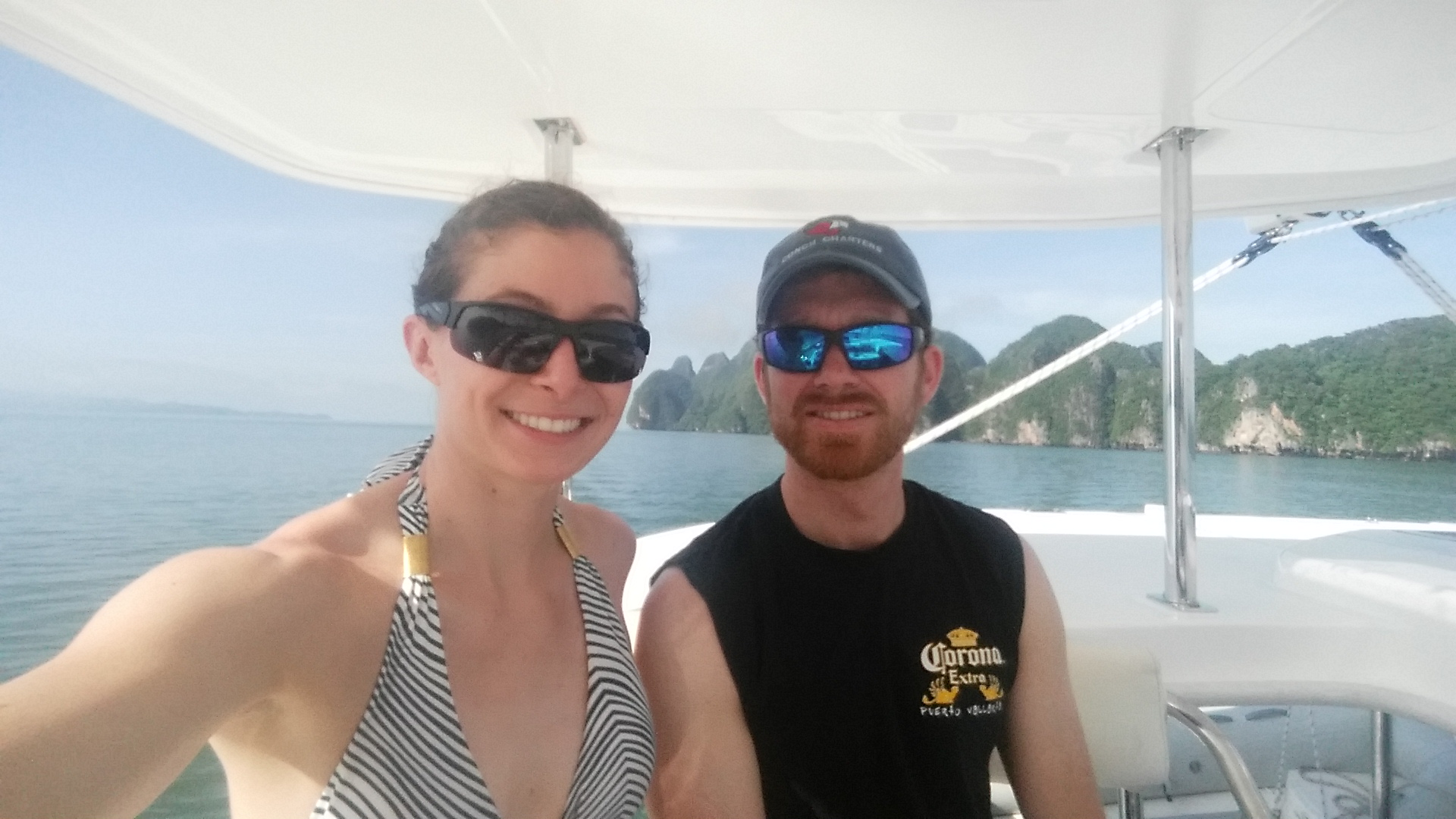 On the Helm in Thailand
