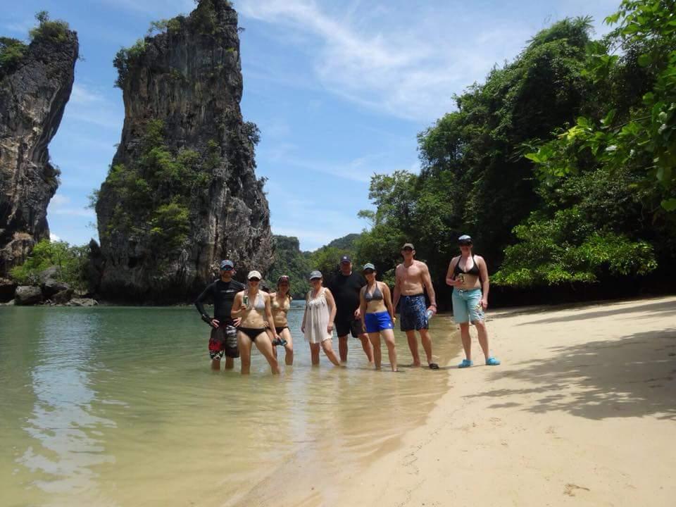 Our Thailand crew